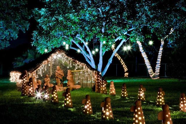 decoracao para jardim de sitio : decoracao para jardim de sitio:jardim-escultura-artesa-6-decoracao-de-natal-residencia-de-350-m-vira