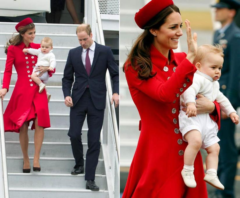 kate-middleton-prince-william-prince-george-new-zealand
