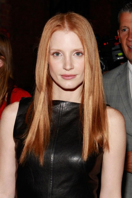 jessica-chastain-black-leather-top-white-black-skirt-proenza-schouler-spring-fashion-show-jessica-chastain-black-dress-proenza-schouler-spring-fashion-show-1905243460