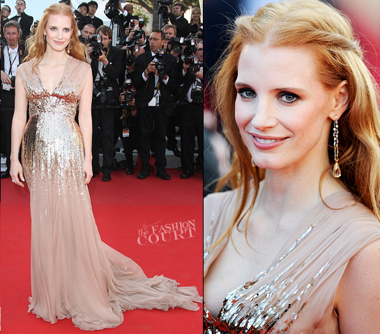 jessica-chastain-in-gucci-cannes-lawless-premiere